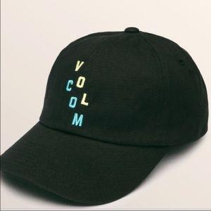 NWT Volcom Cherry Bombs Dad Hat